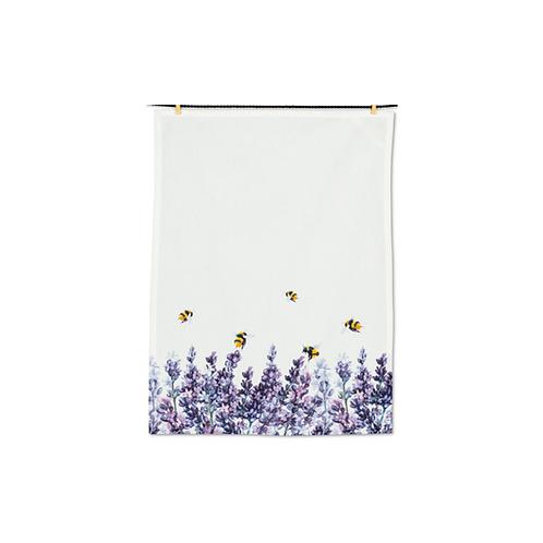 Lavender & Bee Tea Towel