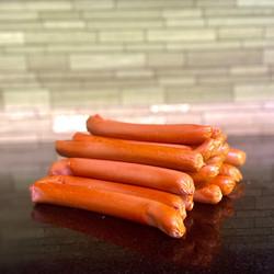 Jumbo Hot Dogs