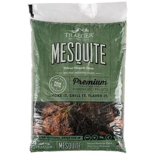 Mesquite Traeger Pellets