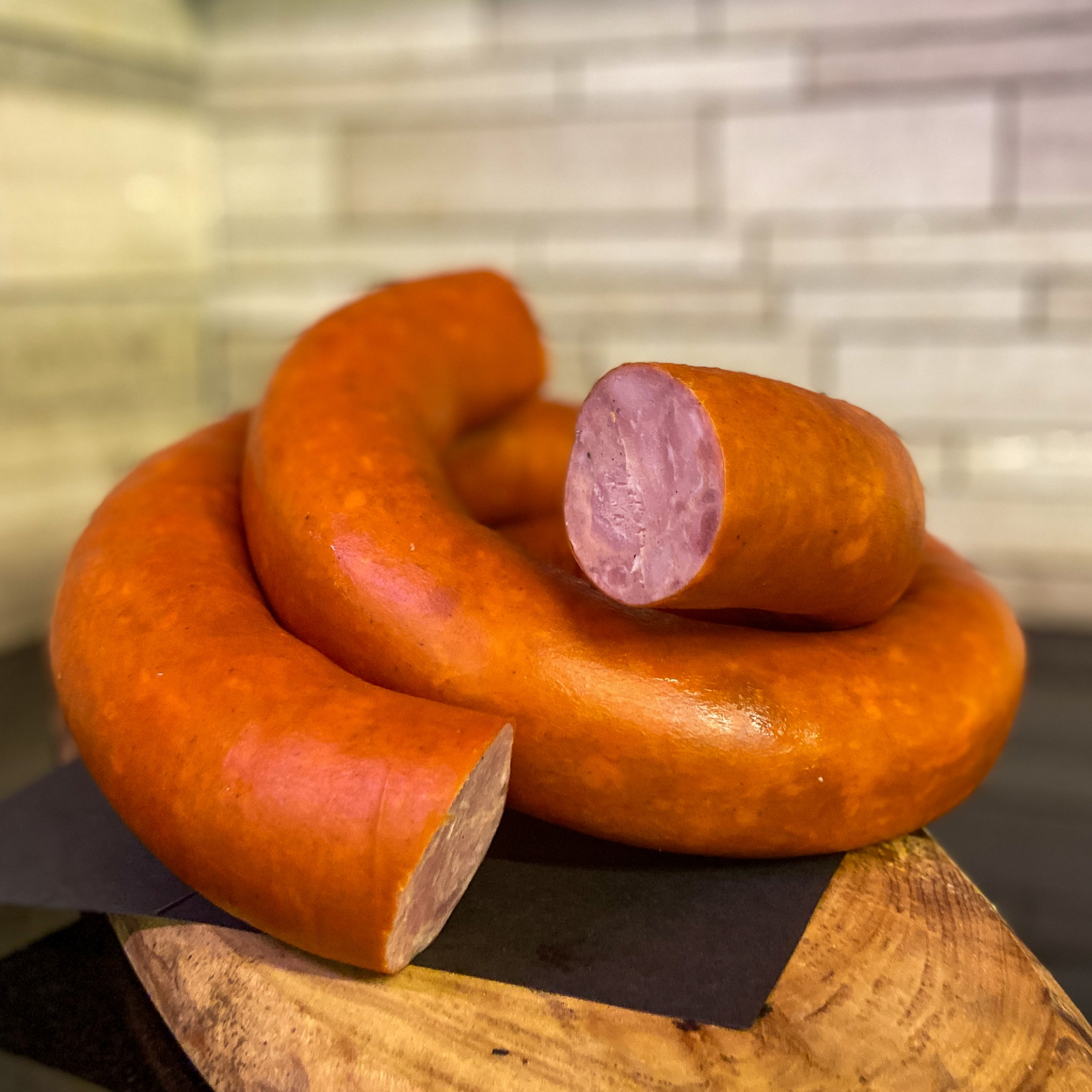 Single Smoked Kielbasa