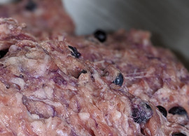Maple Blueberry Sausage Mix