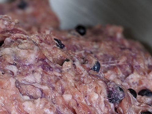 Maple Blueberry Sausage (pk of 6)