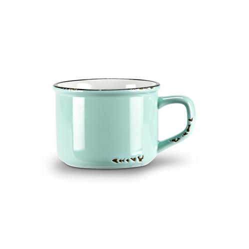 Enamel Cappuccino Cup