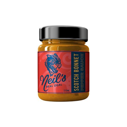 Neil's Scotch Bonnet Pepper Sauce