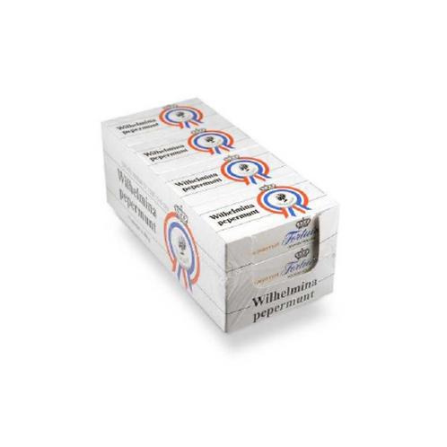 Wilhelmina Peppermint (100g box)
