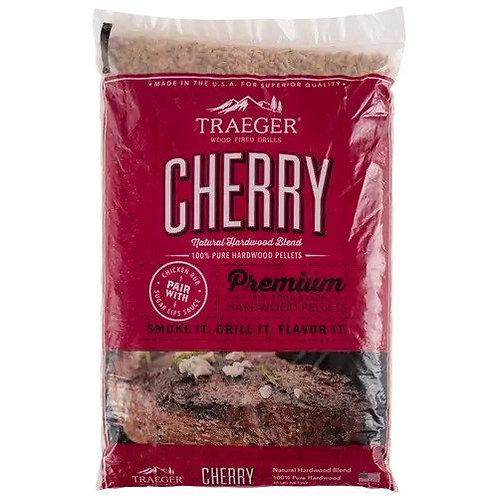 Cherry Traeger Pellets