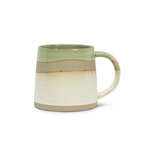 Pottery Styled Mug