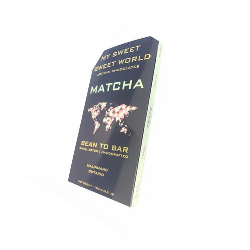 Matcha Chocolate - My Sweet Sweet World