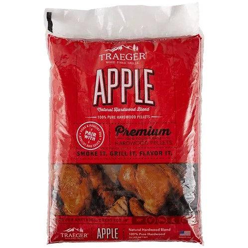 Apple Traeger Pellets