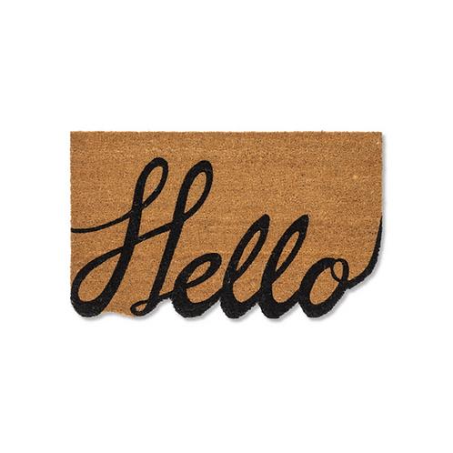 Script Hello Doormat