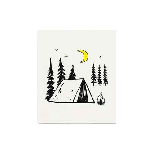 Camping Swedish Dish Cloth