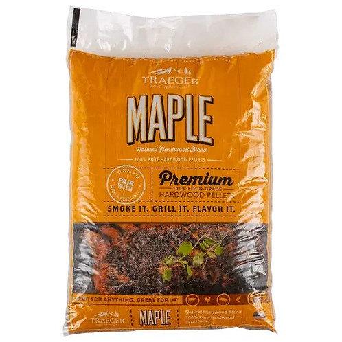 Maple Traeger Pellets