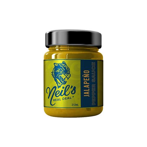 Neil's Jalapeño Pepper Sauce