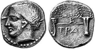 Νόμισμα της Αυτοκρατορίας της Τραπεζούντας