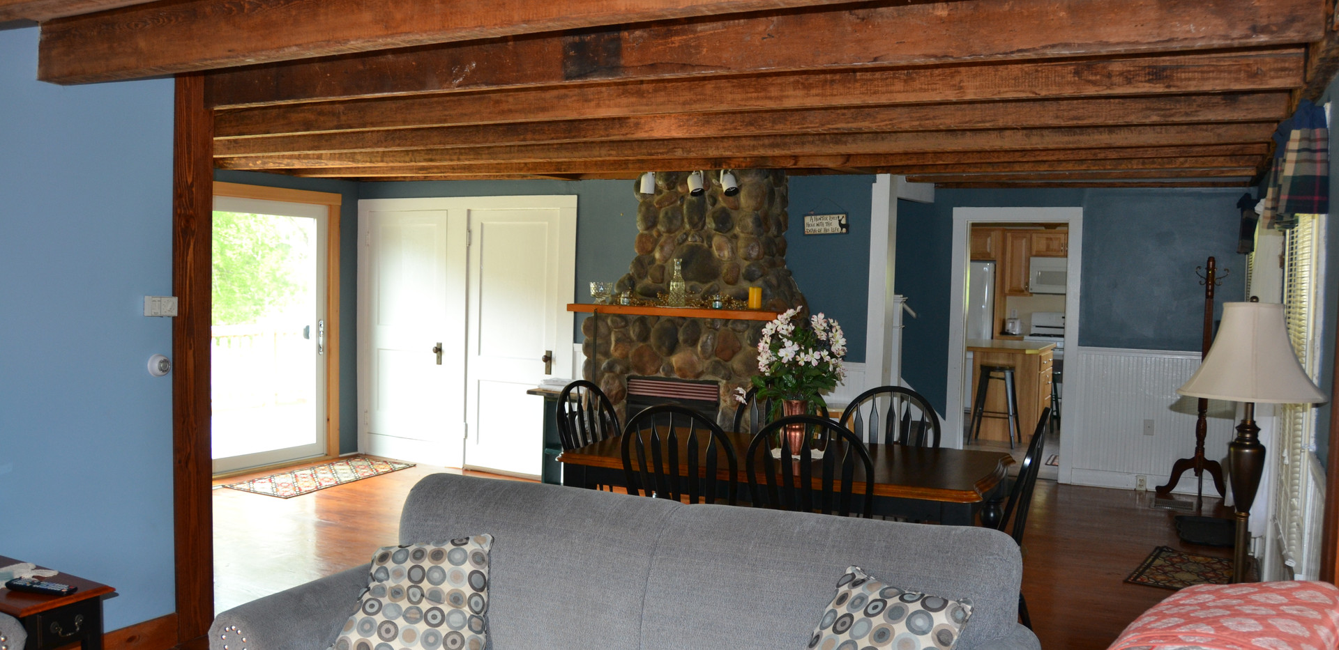 Living Room-Sleeper Sofa