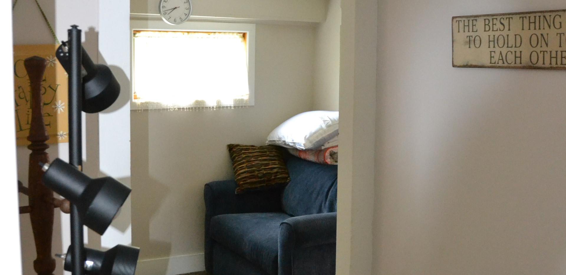 Upstairs Alternate Bedroom