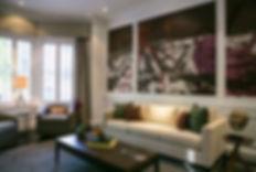 Residential Design, Living Room, Family Room, Sitting Room, Home Design, Remodeling, Home Decor, DC Interior Design, Maryland Interior Design, Row House, Green Owl Design