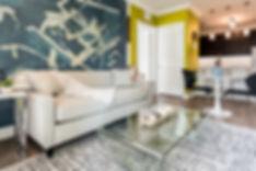 Green Owl Design, Hospitality Design, Living Room, Condominiums, Remodeling, DC Interior Design, Maryland Interior Design, Modern, Furniture
