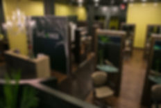 Green Owl Design, Lounge, Spa Design, Hair Salon, Hospitality Design, Remodeling, DC Interior Design, Maryland Interior Design, Modern