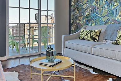 Green Owl Design, Living Room, Furniture, Hospitality Design, Condominiums, Remodeling, DC Interior Design, Maryland Interior Design, Modern