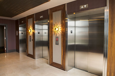 Commercial Design, Corridors, Condominiums, Remodeling, DC Interior Design, Maryland Interior Design, Elevator, Hallway, Green Owl Design