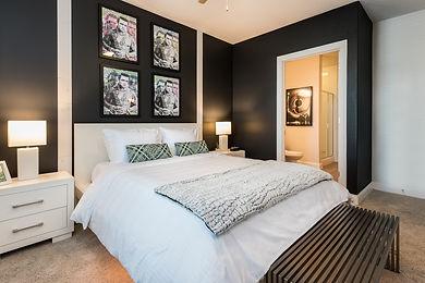 Green Owl Design, Bedroom, Furniture, Johnny Cash, Hospitality Design, Condominiums, Remodeling, DC Interior Design, Maryland Interior Design, Modern