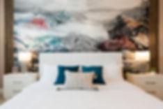 Green Owl Design, Bedroom, Furniture, Hospitality Design, Condominiums, Remodeling, DC Interior Design, Maryland Interior Design, Modern