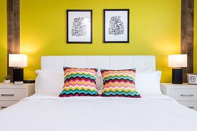 Green Owl Design, Hospitality Design, Condominiums, Remodeling, DC Interior Design, Maryland Interior Design, Modern, Bedroom, Furniture