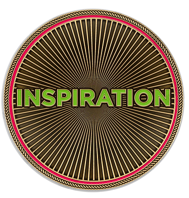 Inspiration Challenge Coin