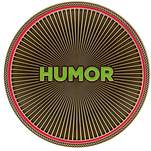 Humor Challenge Coin