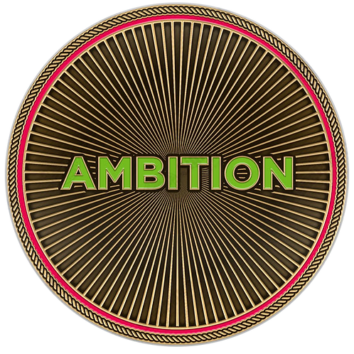 Ambition Challenge Coin