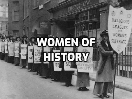 Ten Women of History
