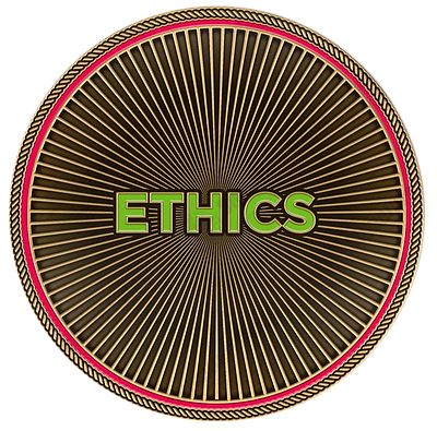 Ethics Challenge Coin