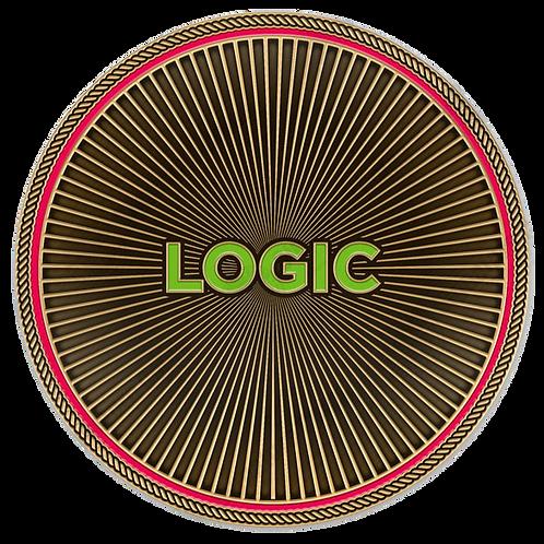 Logic Challenge Coin