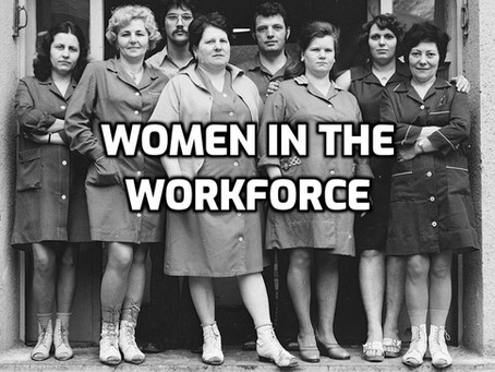 Women in the Workplace: Ten Facts