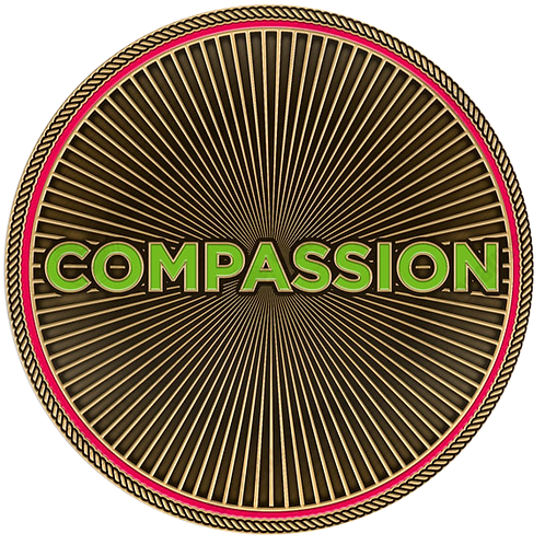 Compassion Challenge Coin