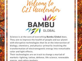 Welcome to C2I Accelerator, Bambu Vault!