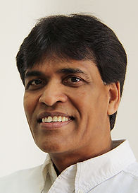 Raj Rajur, CreaGen Business Incubator
