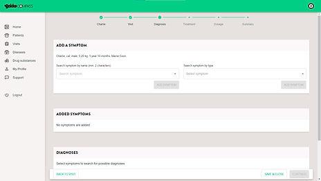 GekkoCompass screenshot kuva kokeilu v1.