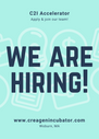 C2I is now hiring a People Operations Coordinator!