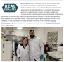 C2I Alumni, REAL Isolates, expands their headquarters in Woburn