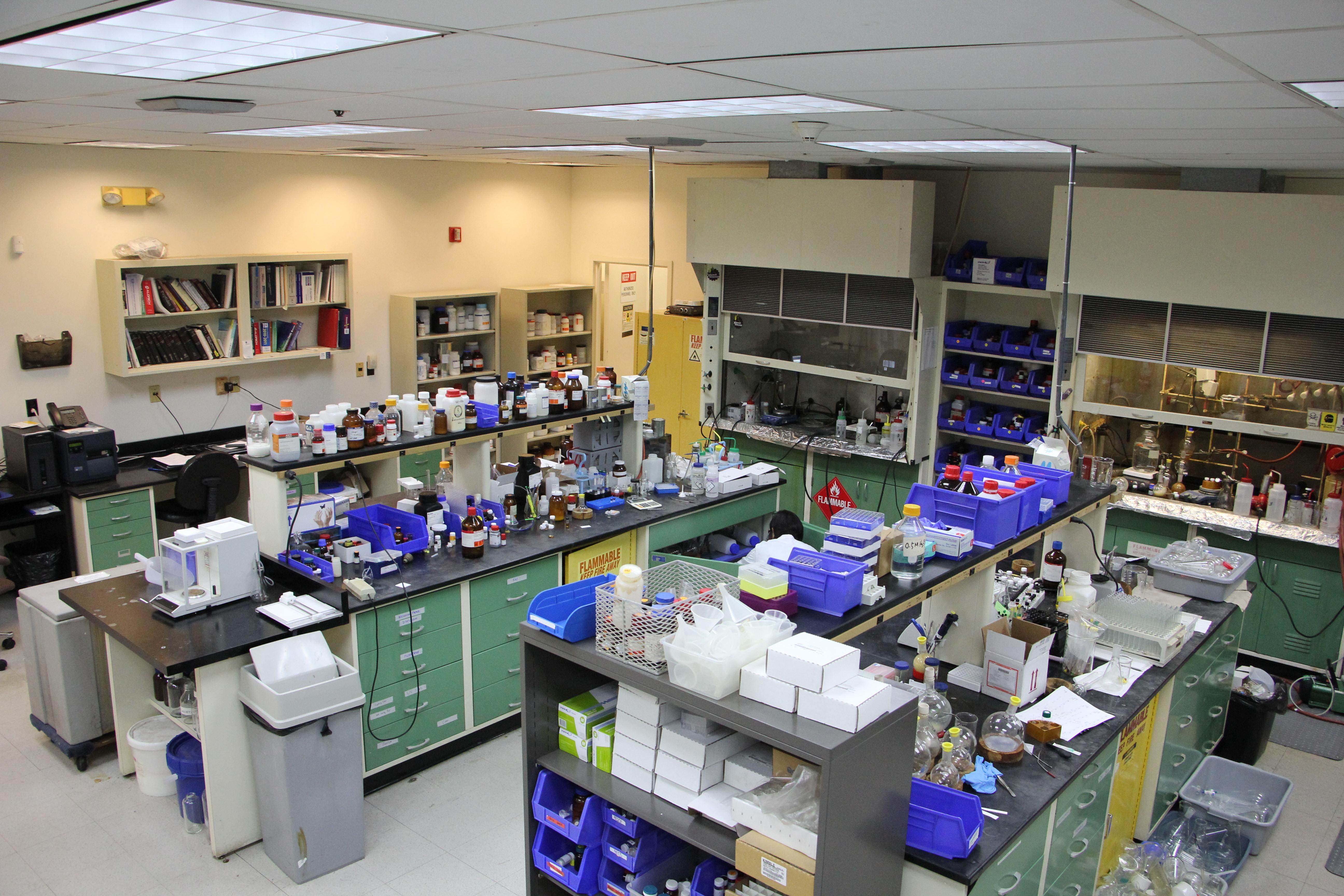 Biotech incubator