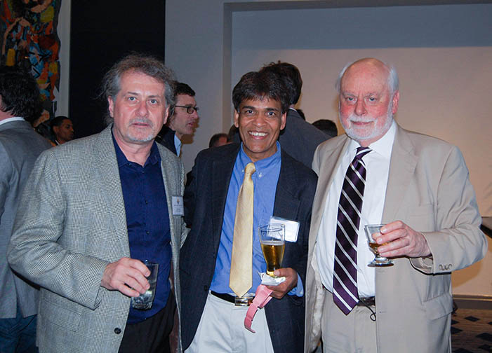 Raj Rajur at 6th Annual Advances in Chemical Sciences Symposium, 2017