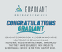 Gradiant Rapidly Grows in Asia Pacific's US$5B Water Market with 12 Project Wins in H1 2020