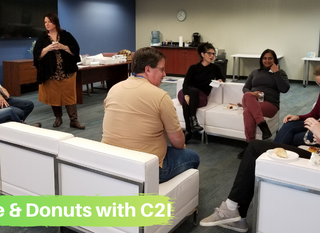 Coffee and Donuts with C2I and Safety Partners