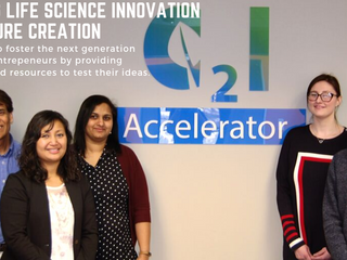 C2I fosters life science innovation and venture creation for next gen entrepeneurs