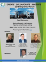 """Join us at C2I Webinar Entrepreneur Forum for a panel discussion on """"Start-up Space in Life Science"""""""