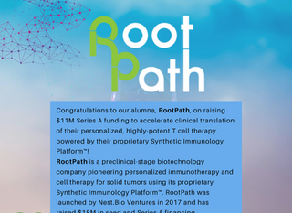 C2I Alumna, RootPath, announces $11M Series A funding to accelerate clinical translation of their Pr