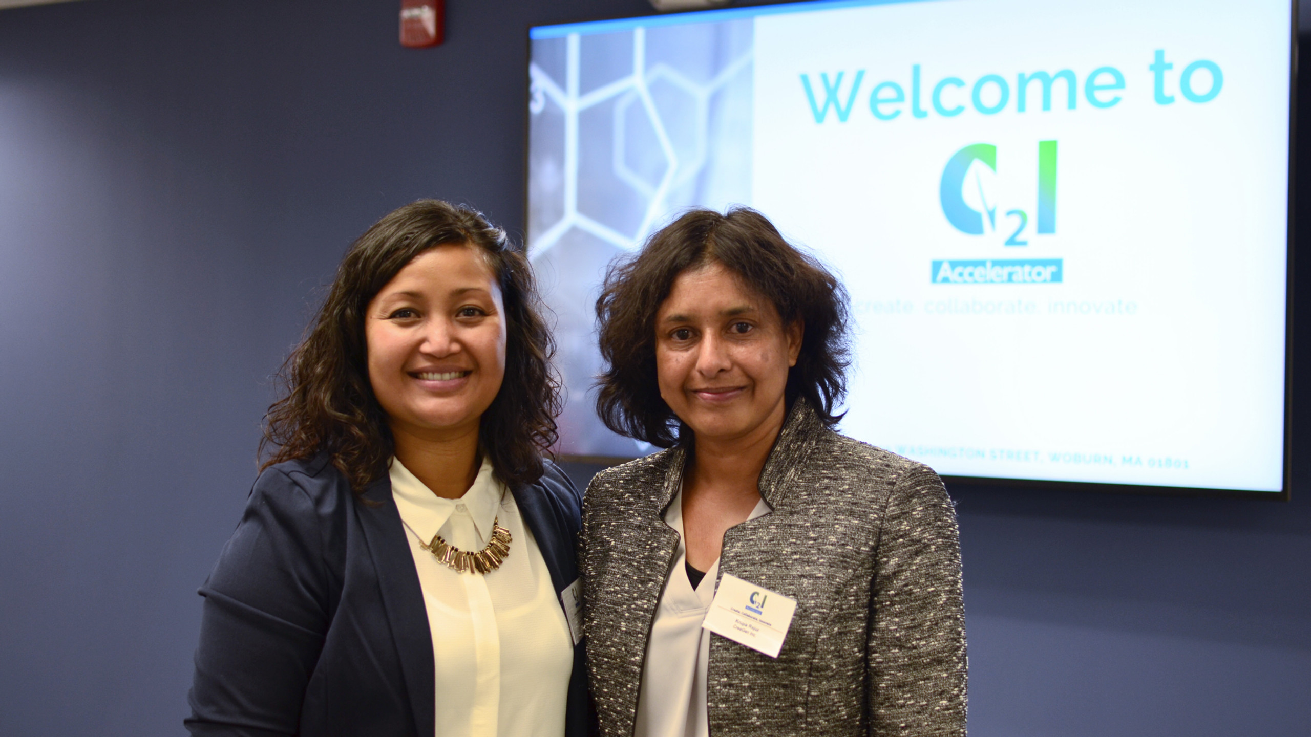 Anny Chum and Krupa Rajur, MD