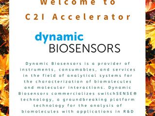 Welcome to C2I Accelerator, Dynamic Biosensors!